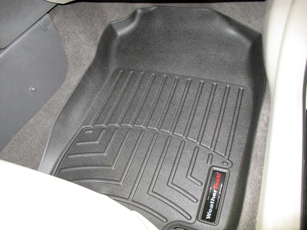 2010 ford fusion floor mats weathertech. Black Bedroom Furniture Sets. Home Design Ideas