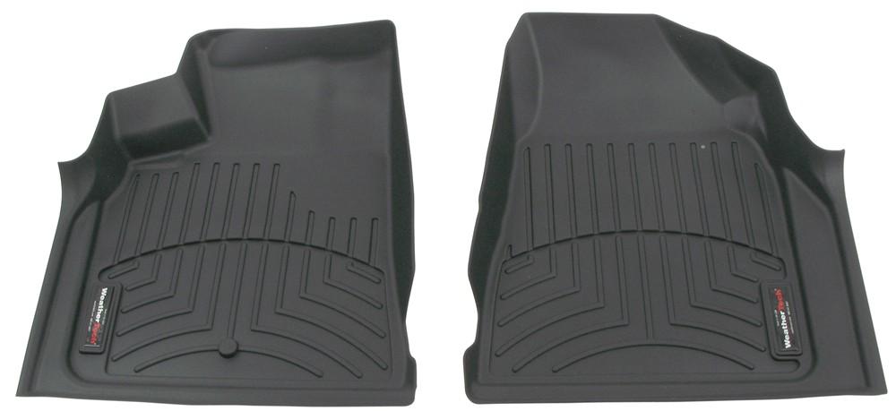 2015 Chevrolet Traverse Weathertech Front Auto Floor Mats