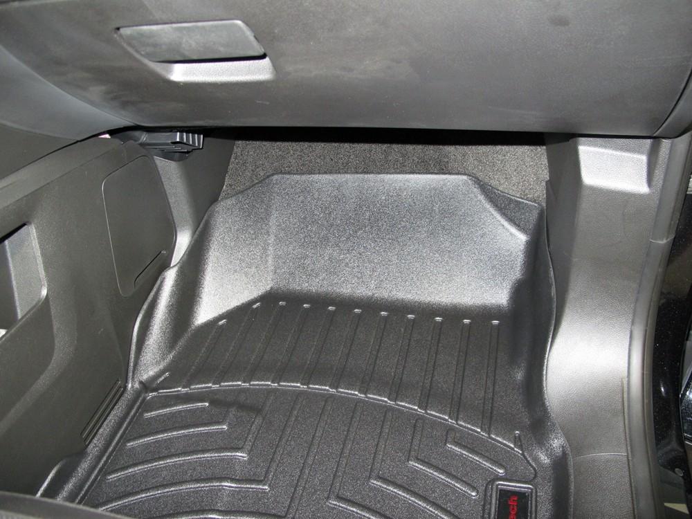 2011 Chevrolet Equinox Floor Mats Weathertech