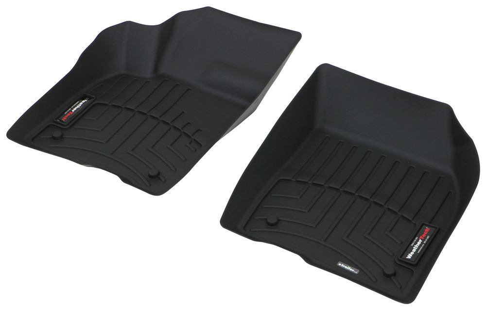 2010 volvo s40 weathertech front auto floor mats black. Black Bedroom Furniture Sets. Home Design Ideas