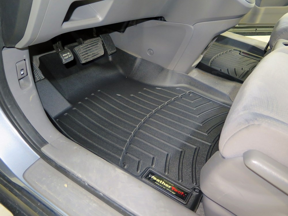 compare weathertech 2nd vs weathertech front
