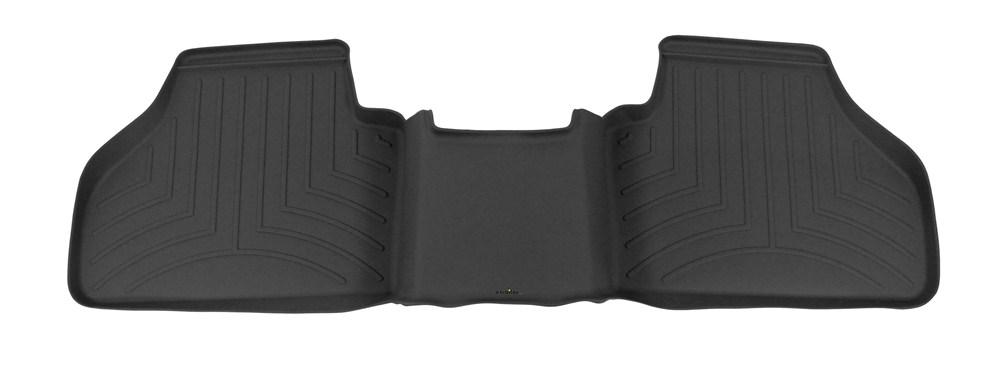 2016 Bmw X3 Weathertech 2nd Row Rear Auto Floor Mat Black