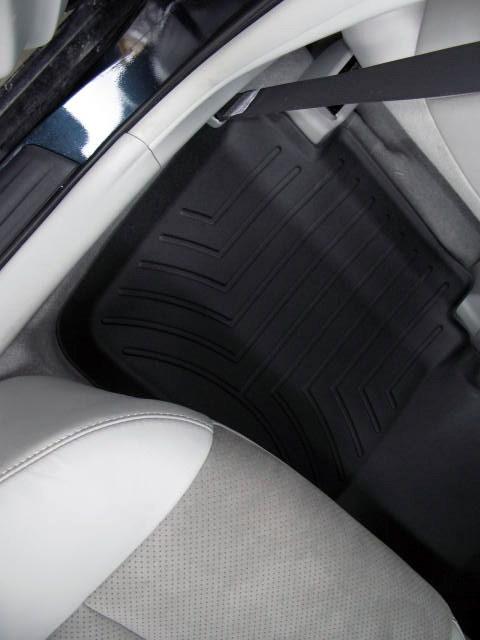 2015 Toyota Camry Weathertech 2nd Row Rear Auto Floor
