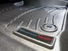 WeatherTech Front Auto Floor Mats - Black Front WT444081 on 2015 Toyota Tundra