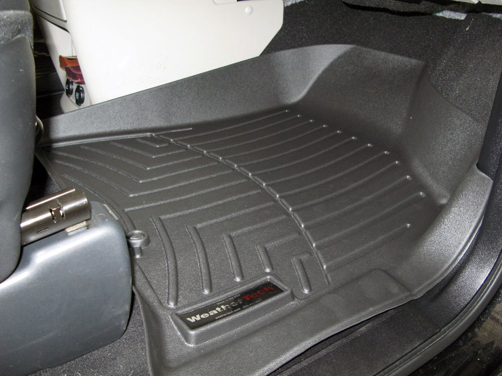 2014 chrysler town and country floor mats weathertech. Black Bedroom Furniture Sets. Home Design Ideas
