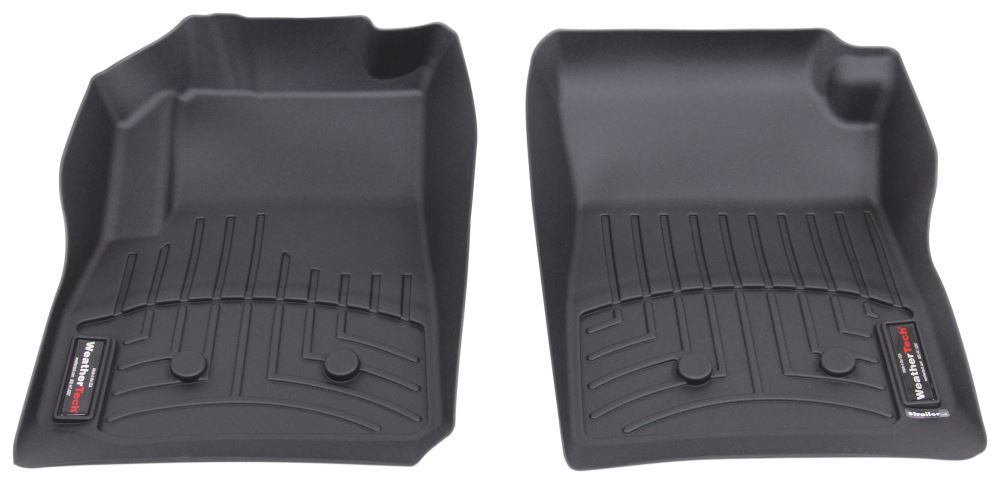 2016 Chevrolet Colorado Weathertech Front Auto Floor Mats
