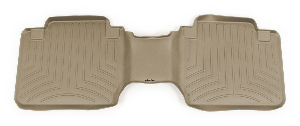 2014 toyota tacoma weathertech 2nd row rear auto floor mat. Black Bedroom Furniture Sets. Home Design Ideas