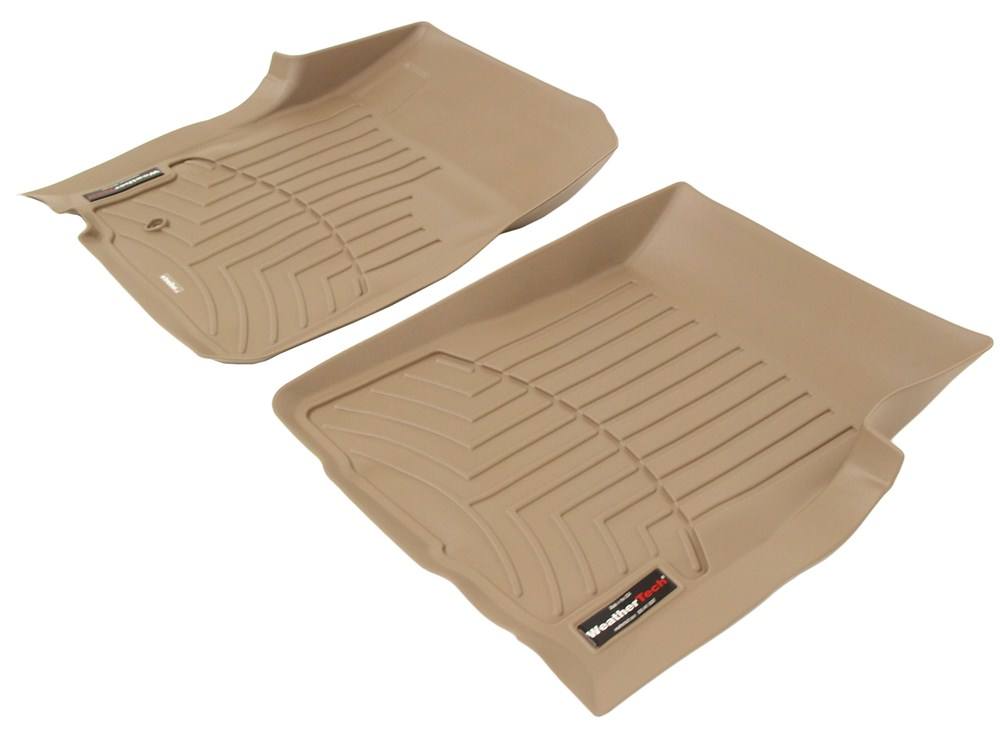2002 ford f-150 weathertech front auto floor mats