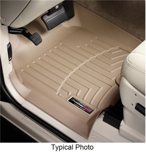 2011 buick regal weathertech front auto floor mats tan for Regal flooring arizona