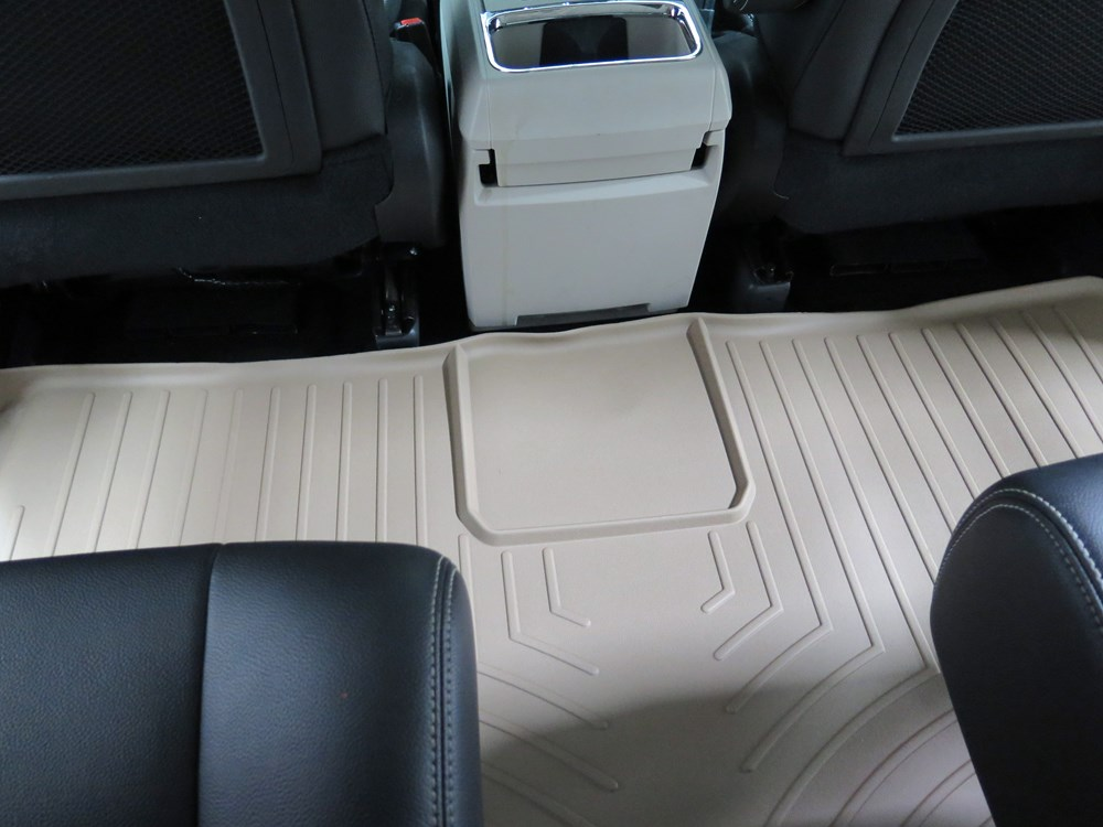 2009 Chrysler Town And Country Floor Mats Weathertech