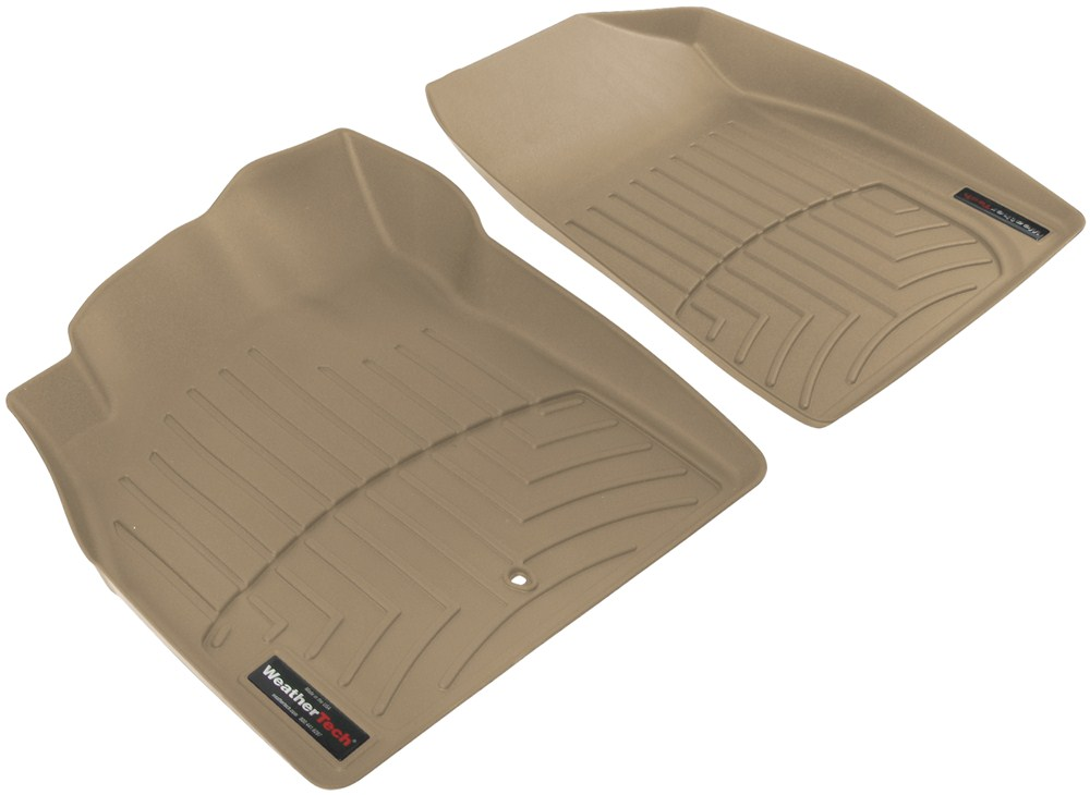 2011 chevrolet hhr weathertech front auto floor mats tan. Black Bedroom Furniture Sets. Home Design Ideas