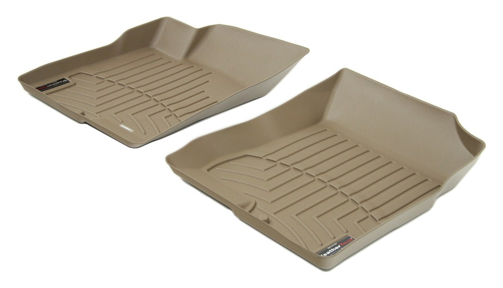 2010 ford escape weathertech front auto floor mats tan. Black Bedroom Furniture Sets. Home Design Ideas