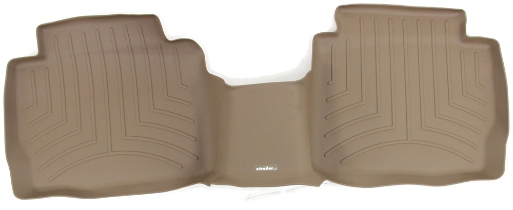 2014 Lincoln Mkz Weathertech 2nd Row Rear Auto Floor Mat Tan