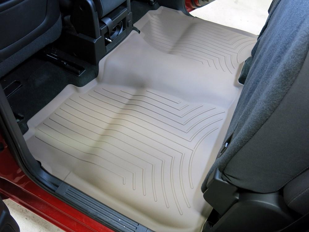 2016 gmc sierra 2500 floor mats