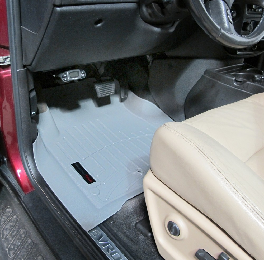 Compare Weathertech Front Vs Loadstar St175 80d13 9139 Town Car Fuse Diagram Forums Edmunds Floor Mats Wt460071 Thermoplastic On 2005 Chevrolet Trailblazer
