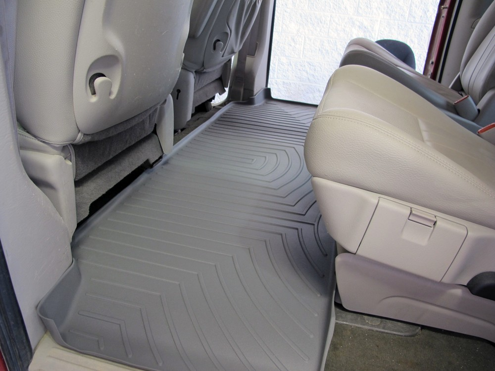 2016 Dodge Grand Caravan Floor Mats Weathertech
