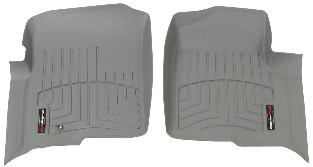 2006 Ford Expedition Floor Mats Weathertech