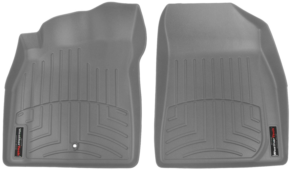 2011 chevrolet hhr weathertech front auto floor mats gray. Black Bedroom Furniture Sets. Home Design Ideas