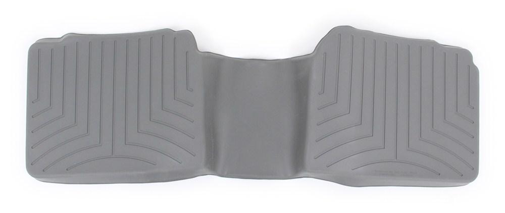 2010 mazda 6 weathertech 2nd row rear auto floor mat gray. Black Bedroom Furniture Sets. Home Design Ideas