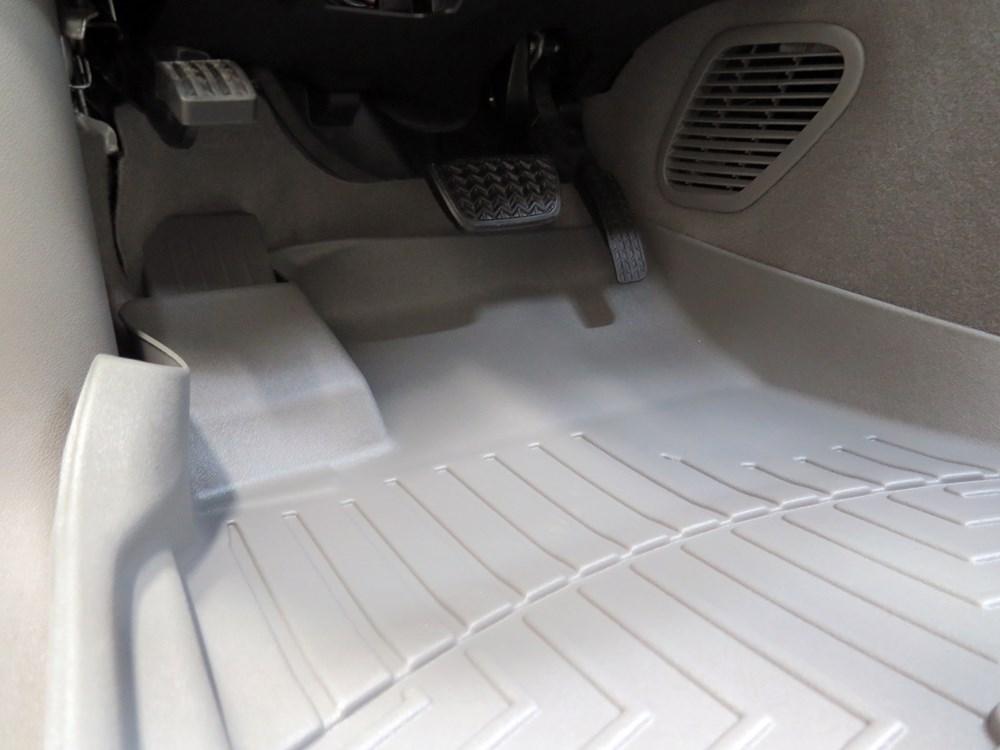 2014 Gmc Acadia Floor Mats Weathertech