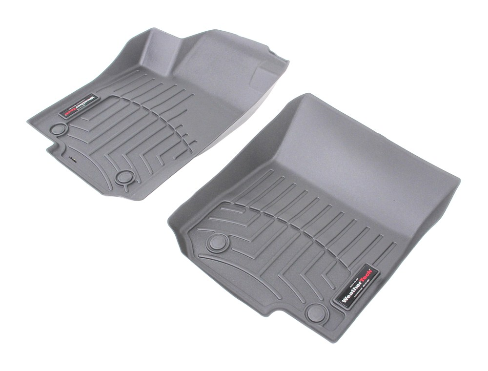 2016 mercedes benz gle class weathertech front auto floor On mercedes benz gle floor mats
