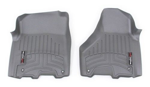 Fit for 03-10 Ford Expedition Black Nylon Front /& Rear Floor Mats Carpet