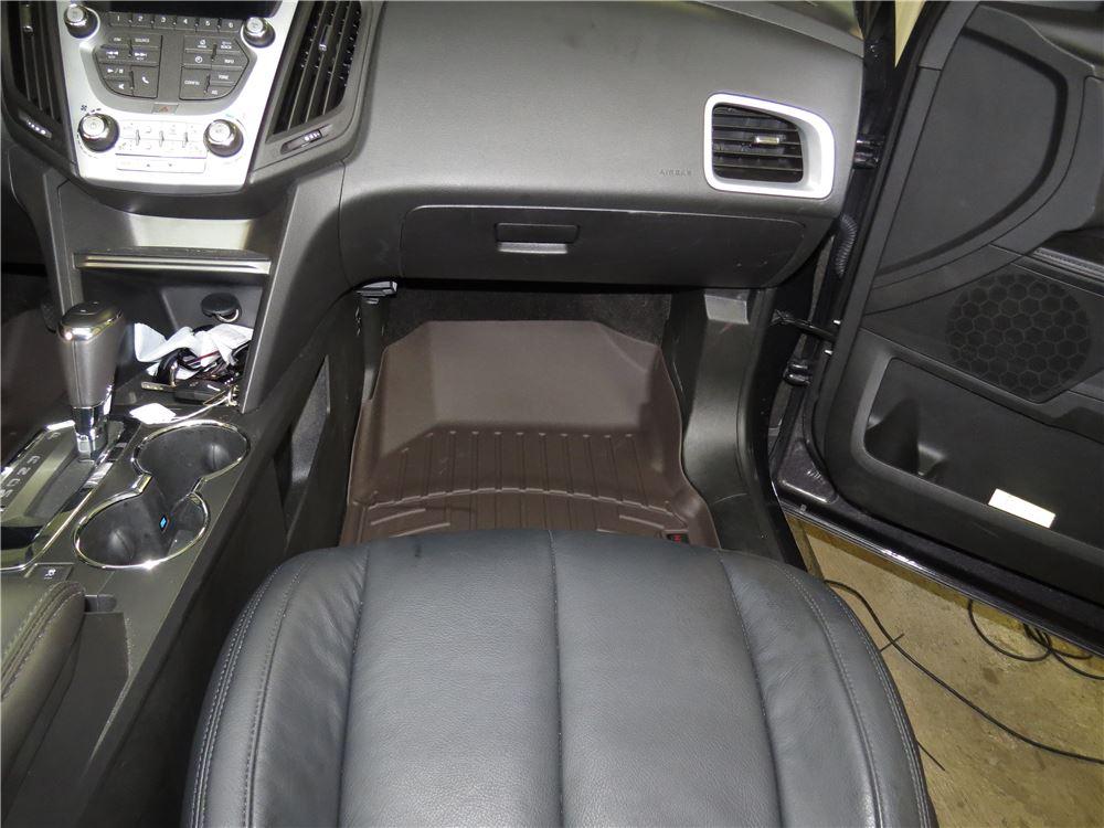2014 Chevrolet Equinox Weathertech Front Auto Floor Mats