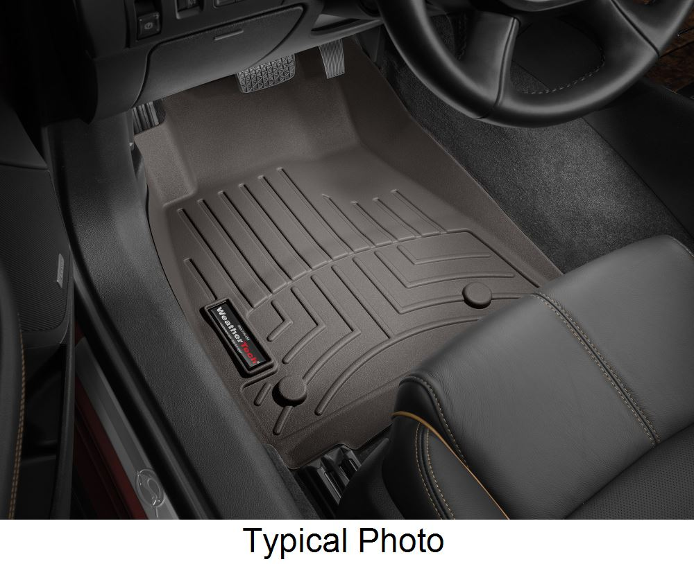 WeatherTech Custom Fit - WT476971