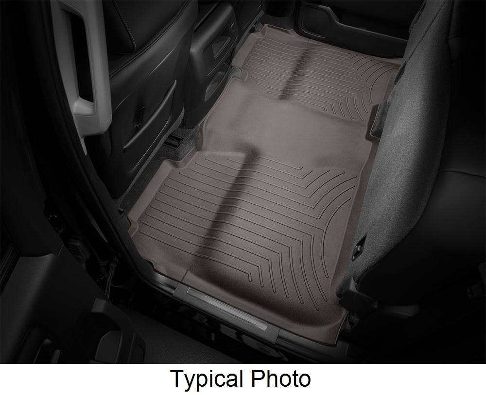 WeatherTech Custom Fit - WT476972