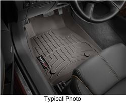 WeatherTech 2016 Ford F-150 Floor Mats