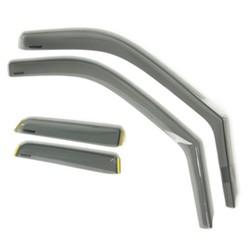 WeatherTech 2013 Ram 1500 Air Deflectors