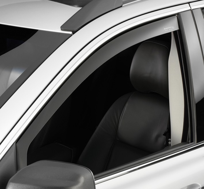 WT80435 - In Window Channel WeatherTech Air Deflectors