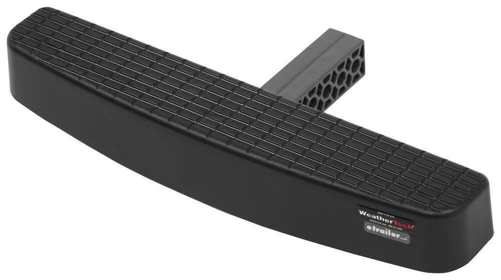 WT81BS1XL - Plastic WeatherTech Fixed Step