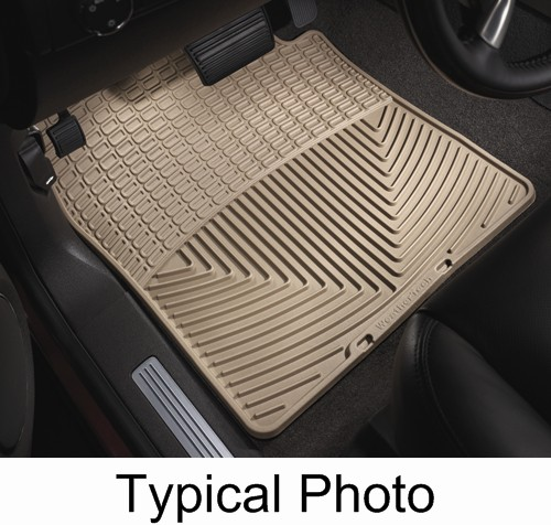 Floor Mats WTW345TN - Rubber - WeatherTech