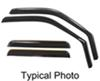 Honda Fit Air Deflectors
