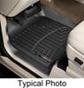 WT444651 - Black WeatherTech Floor Mats