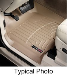 WeatherTech 2013 Dodge Ram Pickup Floor Mats