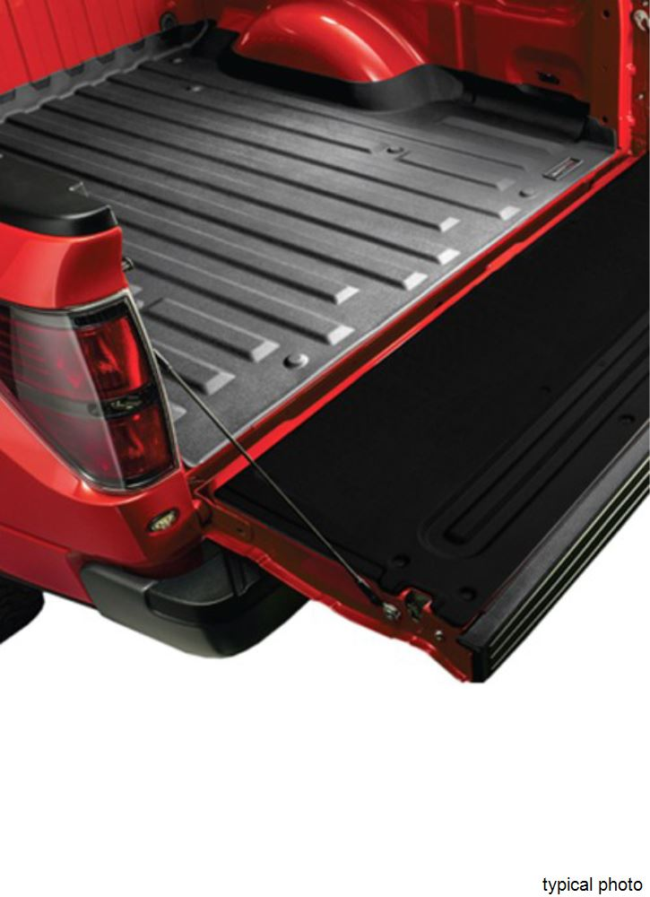 2016 toyota tacoma truck bed mats weathertech for 1994 toyota pickup floor mats