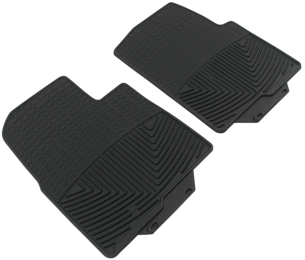 2010 ford f 150 weathertech all weather front floor mats. Black Bedroom Furniture Sets. Home Design Ideas