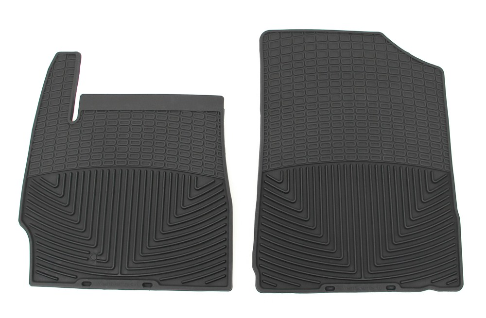 2010 ford escape weathertech all weather front floor mats. Black Bedroom Furniture Sets. Home Design Ideas