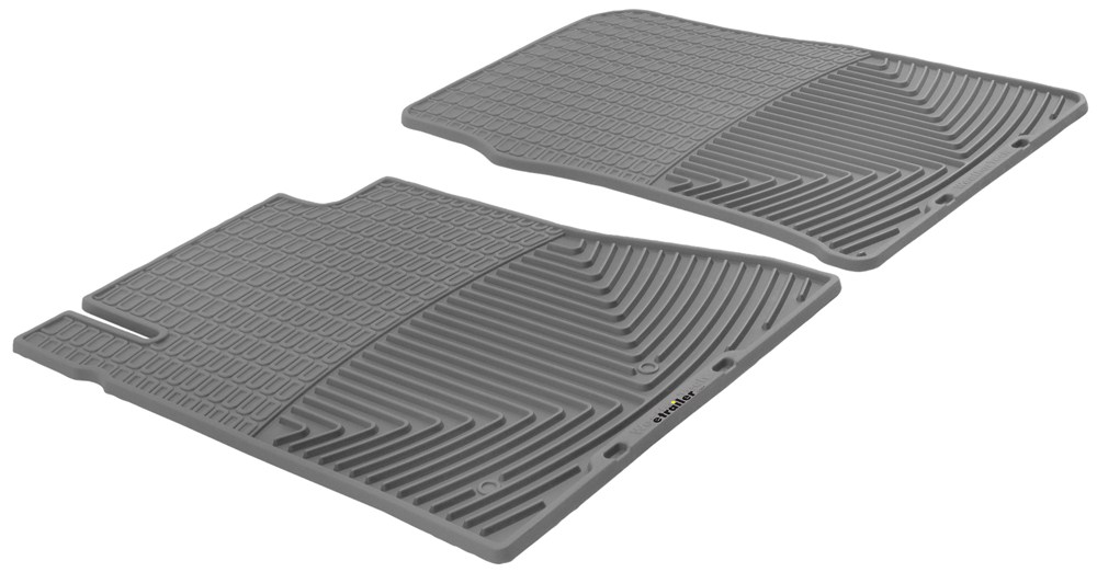2010 ford mustang weathertech all weather front floor mats. Black Bedroom Furniture Sets. Home Design Ideas