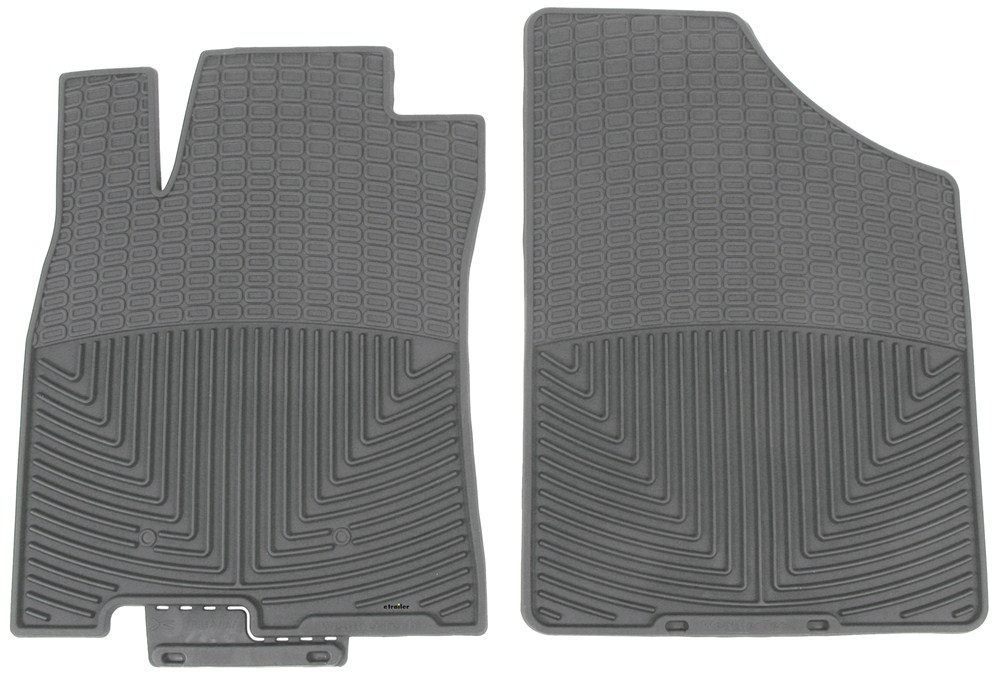 2008 Cadillac Dts Weathertech All Weather Front Floor Mats