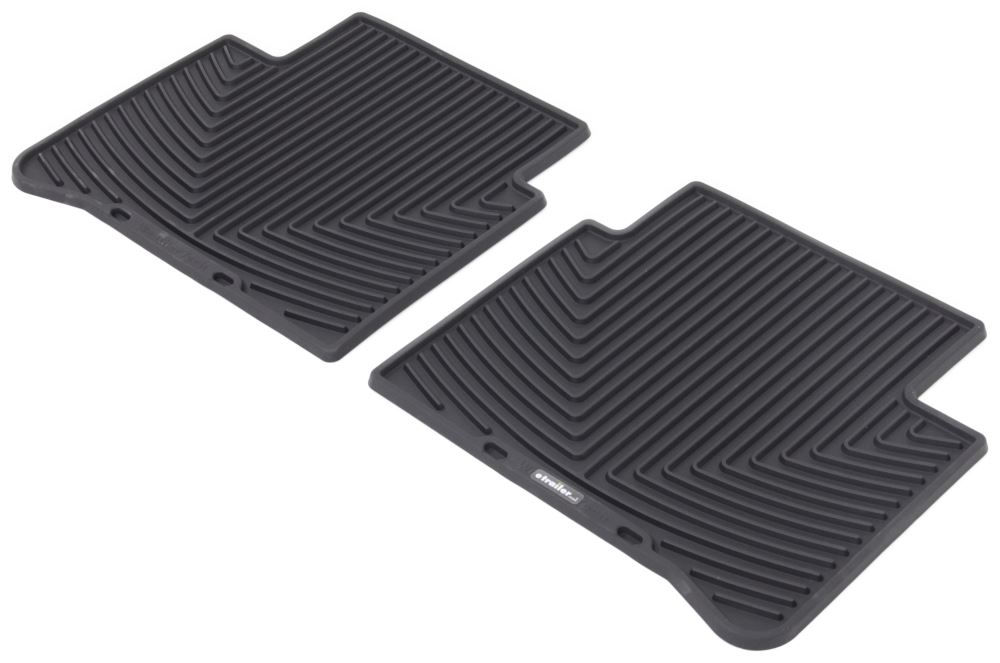 2009 Nissan Altima Weathertech All Weather Rear Floor Mats
