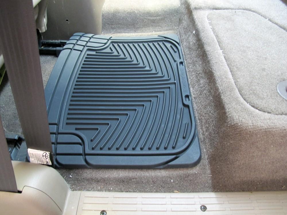 2000 Toyota Tacoma Floor Mats Weathertech