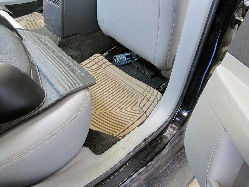 2002 Ford Ranger Floor Mats Weathertech