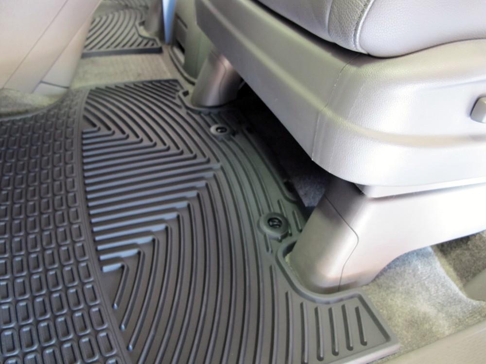 2013 Honda Odyssey Weathertech All Weather Front Floor
