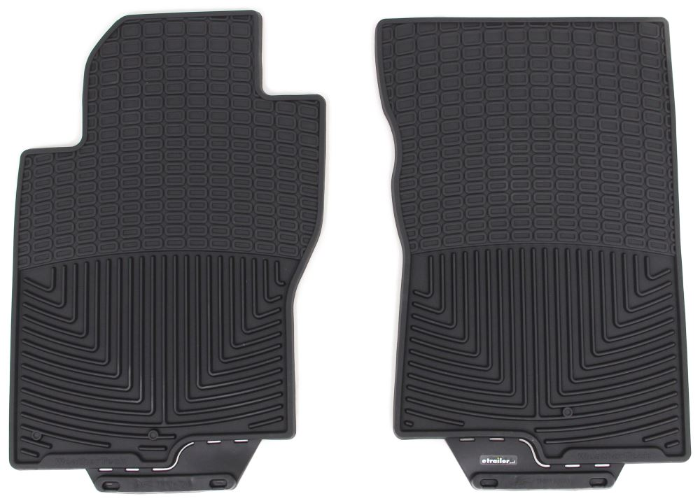 2016 Nissan Frontier Weathertech All Weather Front Floor