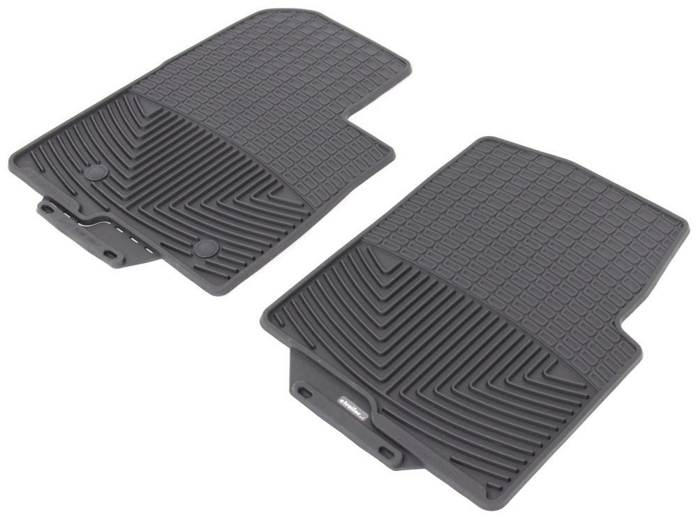 2013 Ford F 150 Weathertech All Weather Front Floor Mats