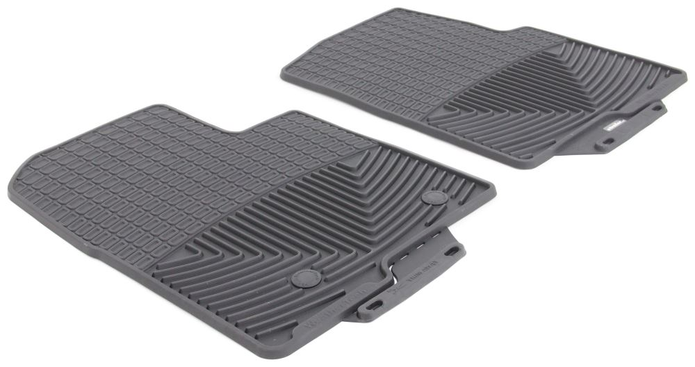 2012 Ford F 150 Weathertech All Weather Front Floor Mats