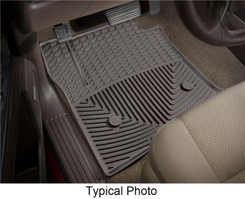 2017 Toyota Rav4 Weathertech All Weather Front Floor Mats